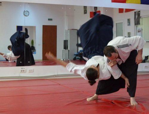 Cursuri de aikido